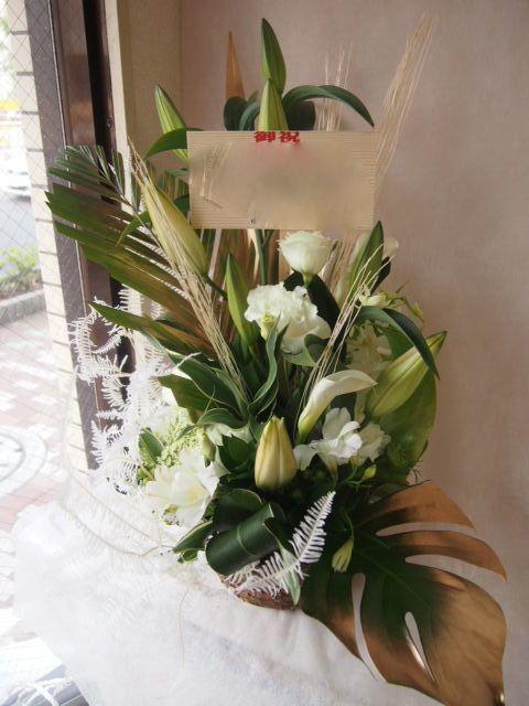 花ギフト|フラワーギフト|誕生日 花|カノシェ話題|スタンド花|ウエディングブーケ|花束|花屋|41001