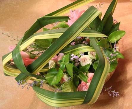 花ギフト フラワーギフト 誕生日 花 カノシェ話題 スタンド花 ウエディングブーケ 花束 花屋 ちよこさん パンダナス
