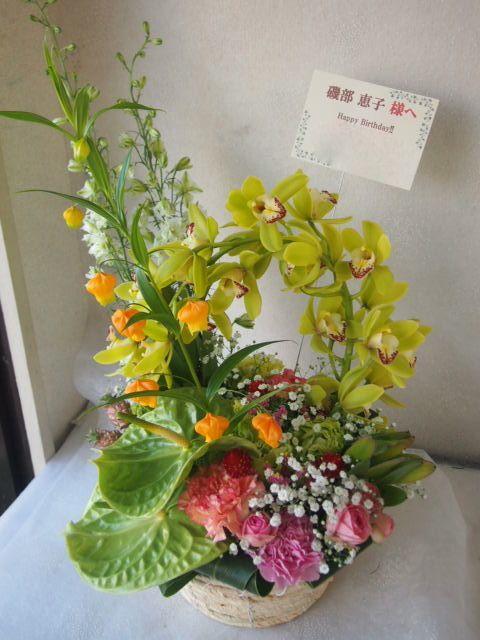 花ギフト|フラワーギフト|誕生日 花|カノシェ話題|スタンド花|ウエディングブーケ|花束|花屋|55515