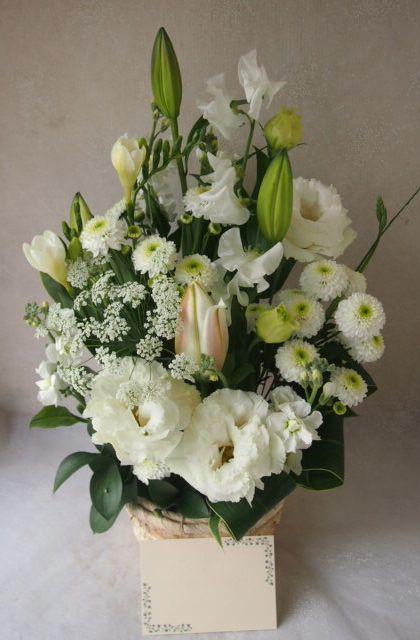 花ギフト|フラワーギフト|誕生日 花|カノシェ話題|スタンド花|ウエディングブーケ|花束|花屋|53560