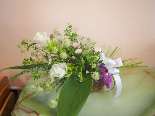 花ギフト|フラワーギフト|誕生日 花|カノシェ話題|スタンド花|ウエディングブーケ|花束|花屋|P7050653