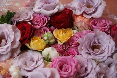 花ギフト|フラワーギフト|誕生日 花|カノシェ話題|スタンド花|ウエディングブーケ|花束|花屋|バラ湯2