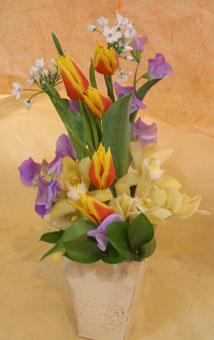 花ギフト|フラワーギフト|誕生日 花|カノシェ話題|スタンド花|ウエディングブーケ|花束|花屋|とんがり2