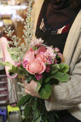花ギフト|フラワーギフト|誕生日 花|カノシェ話題|スタンド花|ウエディングブーケ|花束|花屋|IMG_4906