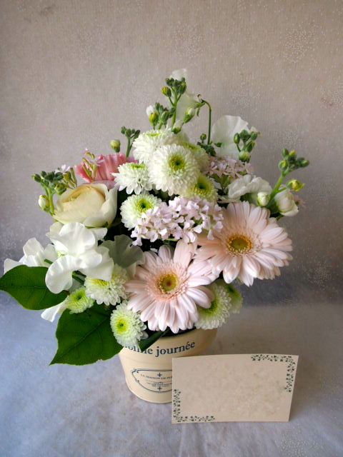 花ギフト|フラワーギフト|誕生日 花|カノシェ話題|スタンド花|ウエディングブーケ|花束|花屋|54511
