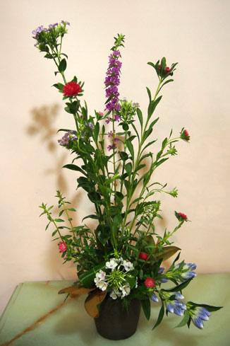 花ギフト|フラワーギフト|誕生日 花|カノシェ話題|スタンド花|ウエディングブーケ|花束|花屋|P7200734