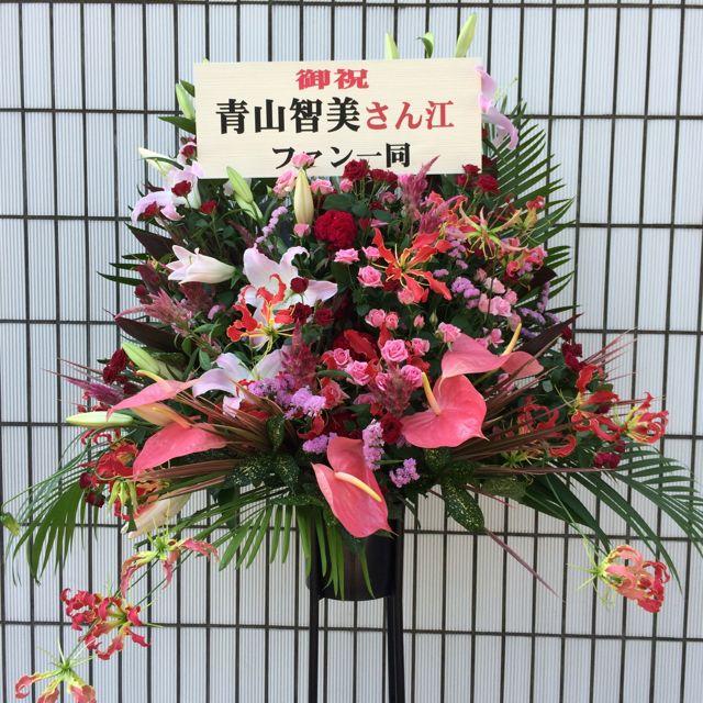 花ギフト|フラワーギフト|誕生日 花|カノシェ話題|スタンド花|ウエディングブーケ|花束|花屋|IMG_6005