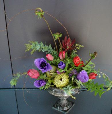 花ギフト|フラワーギフト|誕生日 花|カノシェ話題|スタンド花|ウエディングブーケ|花束|花屋|アネモネ