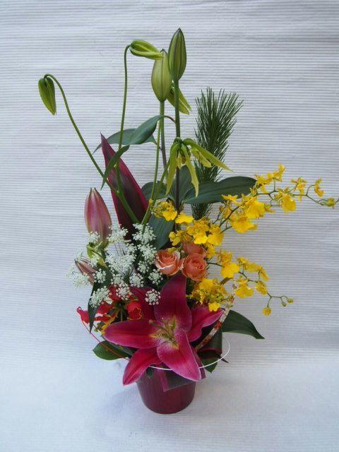花ギフト|フラワーギフト|誕生日 花|カノシェ話題|スタンド花|ウエディングブーケ|花束|花屋|52900