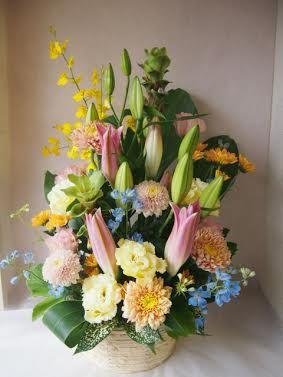 花ギフト|フラワーギフト|誕生日 花|カノシェ話題|スタンド花|ウエディングブーケ|花束|花屋|named