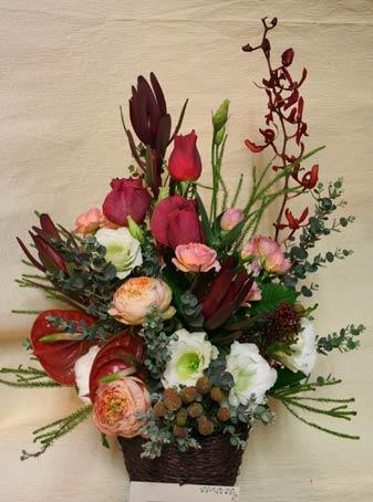 花ギフト|フラワーギフト|誕生日 花|カノシェ話題|スタンド花|ウエディングブーケ|花束|花屋|みさき ブラウン