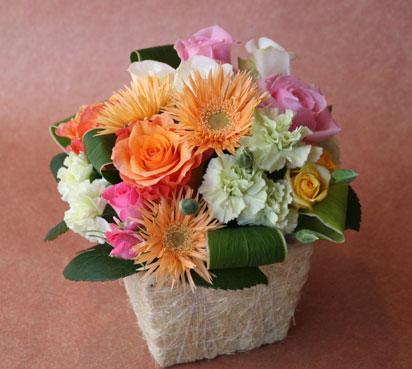 花ギフト|フラワーギフト|誕生日 花|カノシェ話題|スタンド花|ウエディングブーケ|花束|花屋|ながやまさん4
