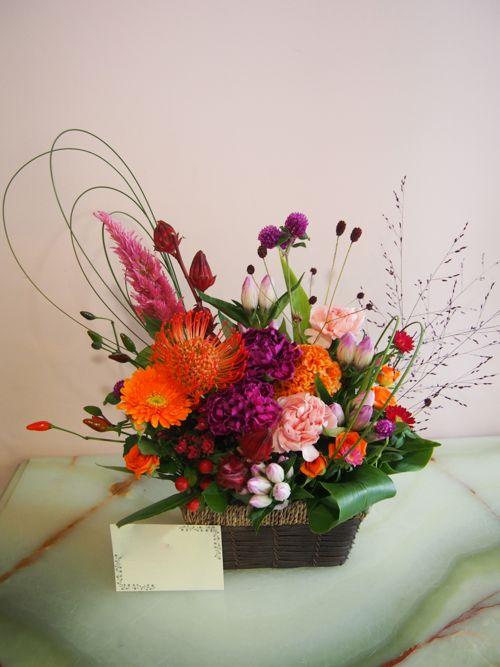 花ギフト|フラワーギフト|誕生日 花|カノシェ話題|スタンド花|ウエディングブーケ|花束|花屋|58618