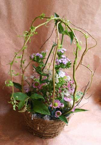 花ギフト|フラワーギフト|誕生日 花|カノシェ話題|スタンド花|ウエディングブーケ|花束|花屋|ゆかこさん鳥