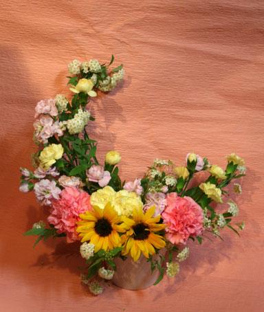 花ギフト|フラワーギフト|誕生日 花|カノシェ話題|スタンド花|ウエディングブーケ|花束|花屋|44kure
