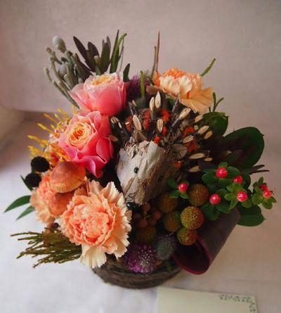 花ギフト|フラワーギフト|誕生日 花|カノシェ話題|スタンド花|ウエディングブーケ|花束|花屋|d