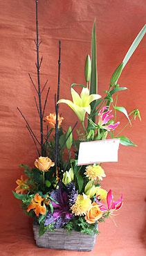 花ギフト|フラワーギフト|誕生日 花|カノシェ話題|スタンド花|ウエディングブーケ|花束|花屋|楽屋