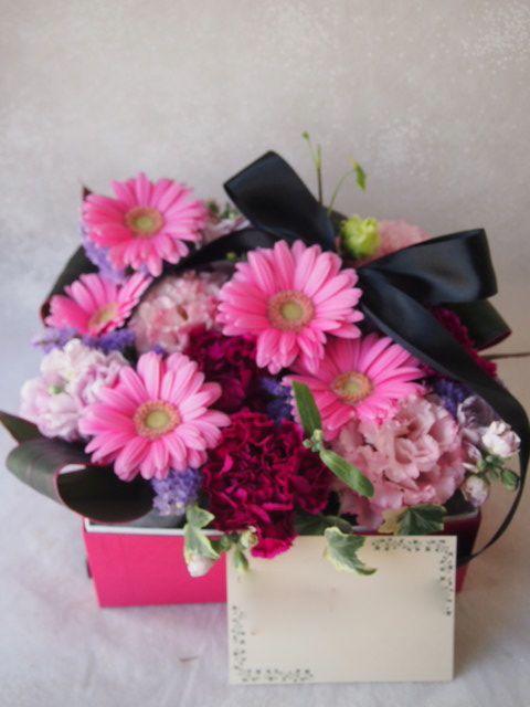 花ギフト|フラワーギフト|誕生日 花|カノシェ話題|スタンド花|ウエディングブーケ|花束|花屋|54510
