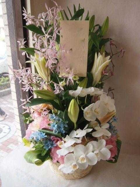 花ギフト|フラワーギフト|誕生日 花|カノシェ話題|スタンド花|ウエディングブーケ|花束|花屋|41240