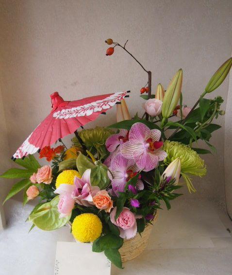 花ギフト|フラワーギフト|誕生日 花|カノシェ話題|スタンド花|ウエディングブーケ|花束|花屋|50552