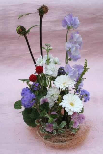 花ギフト|フラワーギフト|誕生日 花|カノシェ話題|スタンド花|ウエディングブーケ|花束|花屋|IMG_0342