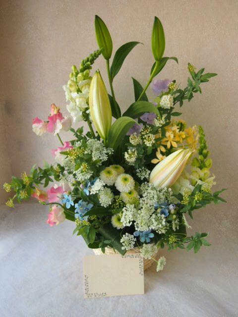 花ギフト|フラワーギフト|誕生日 花|カノシェ話題|スタンド花|ウエディングブーケ|花束|花屋|53453