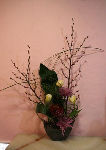 花ギフト|フラワーギフト|誕生日 花|カノシェ話題|スタンド花|ウエディングブーケ|花束|花屋|127-h