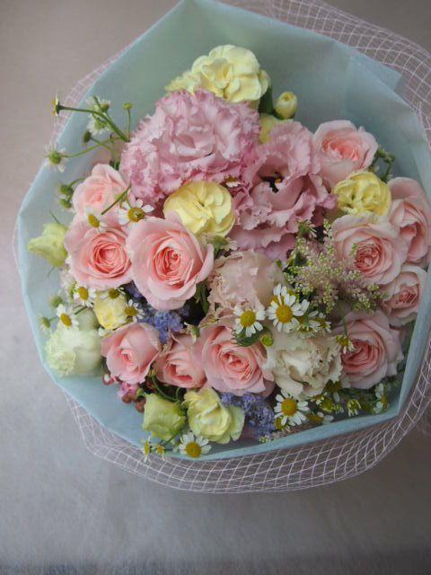 花ギフト|フラワーギフト|誕生日 花|カノシェ話題|スタンド花|ウエディングブーケ|花束|花屋|40489