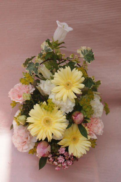 花ギフト|フラワーギフト|誕生日 花|カノシェ話題|スタンド花|ウエディングブーケ|花束|花屋|0522