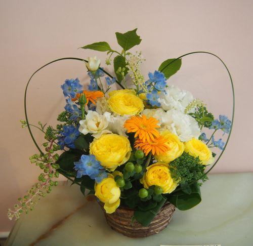 花ギフト|フラワーギフト|誕生日 花|カノシェ話題|スタンド花|ウエディングブーケ|花束|花屋|56862