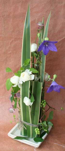 花ギフト フラワーギフト 誕生日 花 カノシェ話題 スタンド花 ウエディングブーケ 花束 花屋 さわこ