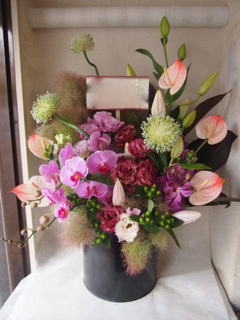 花ギフト|フラワーギフト|誕生日 花|カノシェ話題|スタンド花|ウエディングブーケ|花束|花屋|49009