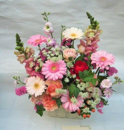 花ギフト|フラワーギフト|誕生日 花|カノシェ話題|スタンド花|ウエディングブーケ|花束|花屋|53123