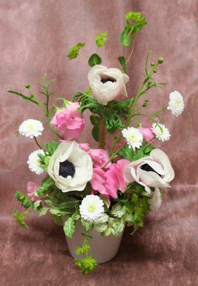 花ギフト|フラワーギフト|誕生日 花|カノシェ話題|スタンド花|ウエディングブーケ|花束|花屋|IMG_6981