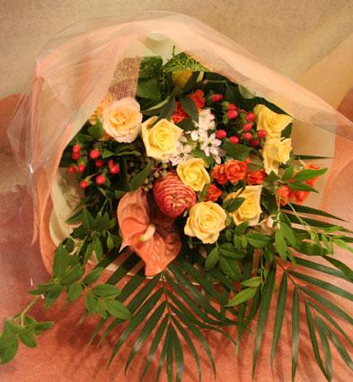 花ギフト|フラワーギフト|誕生日 花|カノシェ話題|スタンド花|ウエディングブーケ|花束|花屋|ジンジャー
