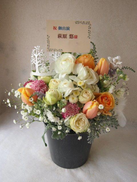 花ギフト|フラワーギフト|誕生日 花|カノシェ話題|スタンド花|ウエディングブーケ|花束|花屋|53700