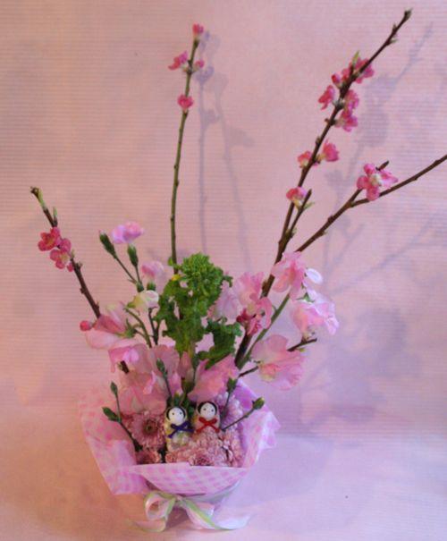 花ギフト|フラワーギフト|誕生日 花|カノシェ話題|スタンド花|ウエディングブーケ|花束|花屋|IMG_1202