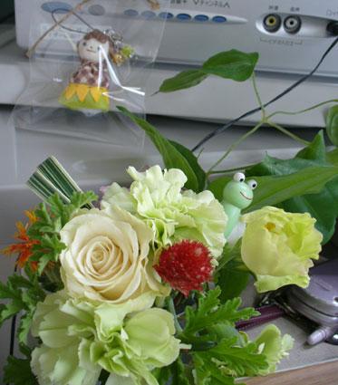 花ギフト|フラワーギフト|誕生日 花|カノシェ話題|スタンド花|ウエディングブーケ|花束|花屋|入院5