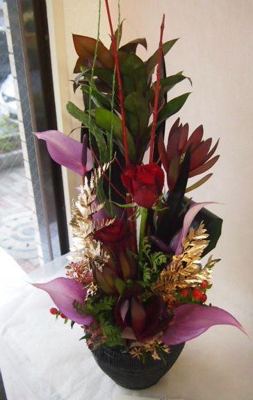 花ギフト|フラワーギフト|誕生日 花|カノシェ話題|スタンド花|ウエディングブーケ|花束|花屋|44013
