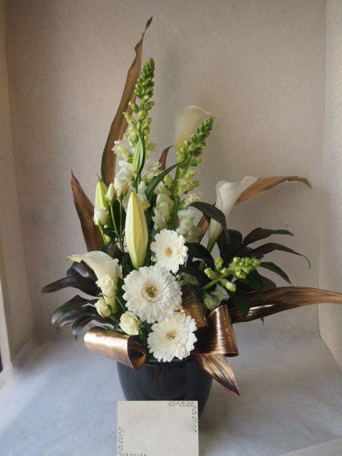 花ギフト|フラワーギフト|誕生日 花|カノシェ話題|スタンド花|ウエディングブーケ|花束|花屋|53175
