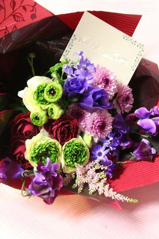 花ギフト|フラワーギフト|誕生日 花|カノシェ話題|スタンド花|ウエディングブーケ|花束|花屋|45435