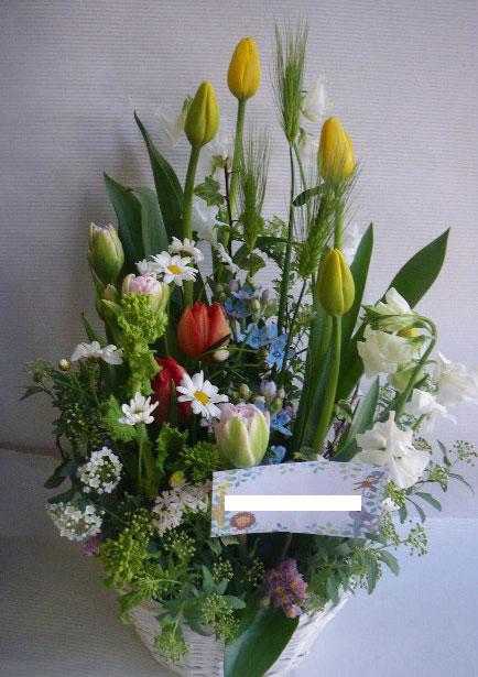 花ギフト フラワーギフト 誕生日 花 カノシェ話題 スタンド花 ウエディングブーケ 花束 花屋 ripmugi
