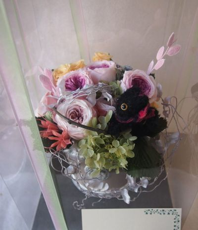 花ギフト|フラワーギフト|誕生日 花|カノシェ話題|スタンド花|ウエディングブーケ|花束|花屋|37379(2)