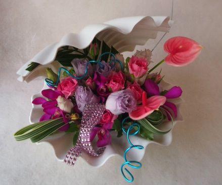 花ギフト|フラワーギフト|誕生日 花|カノシェ話題|スタンド花|ウエディングブーケ|花束|花屋|41741