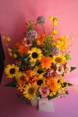 花ギフト|フラワーギフト|誕生日 花|カノシェ話題|スタンド花|ウエディングブーケ|花束|花屋|unnamed