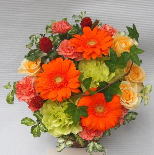 花ギフト|フラワーギフト|誕生日 花|カノシェ話題|スタンド花|ウエディングブーケ|花束|花屋|55038