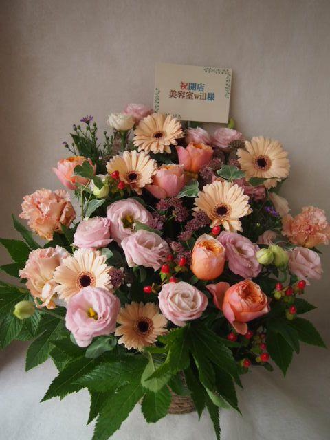 花ギフト|フラワーギフト|誕生日 花|カノシェ話題|スタンド花|ウエディングブーケ|花束|花屋|42911