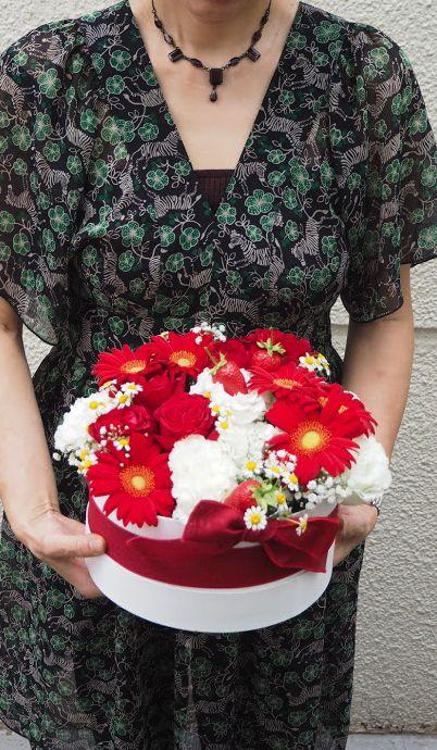 花ギフト|フラワーギフト|誕生日 花|カノシェ話題|スタンド花|ウエディングブーケ|花束|花屋|P7023573