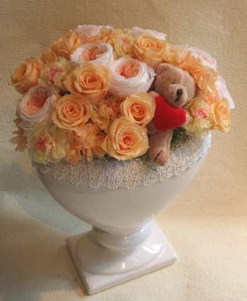 花ギフト|フラワーギフト|誕生日 花|カノシェ話題|スタンド花|ウエディングブーケ|花束|花屋|ayu3