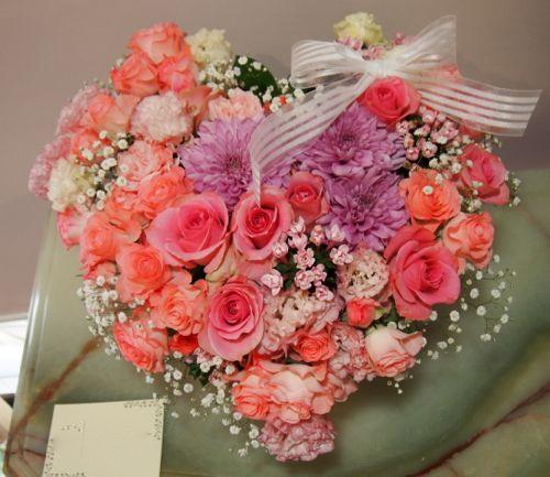 花ギフト|フラワーギフト|誕生日 花|カノシェ話題|スタンド花|ウエディングブーケ|花束|花屋|56419(1)